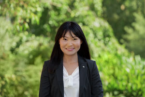 Photo of Ellie Gong