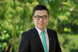Photo of Jared Wei