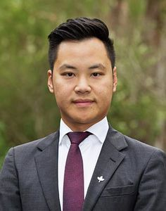 Photo of Stephen Huang